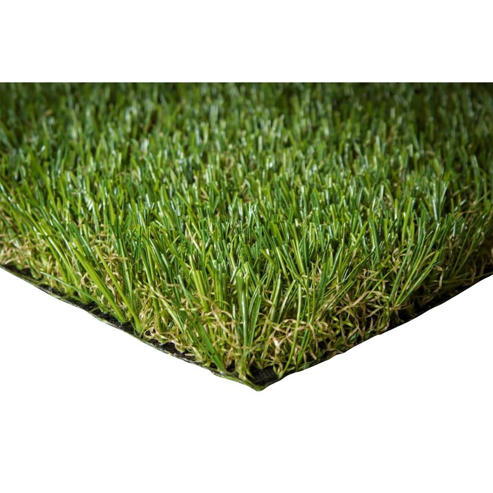 Envylawn PRO-3D Synthetic Lawn Turf, Sold by 15 ft. W x Custom Length