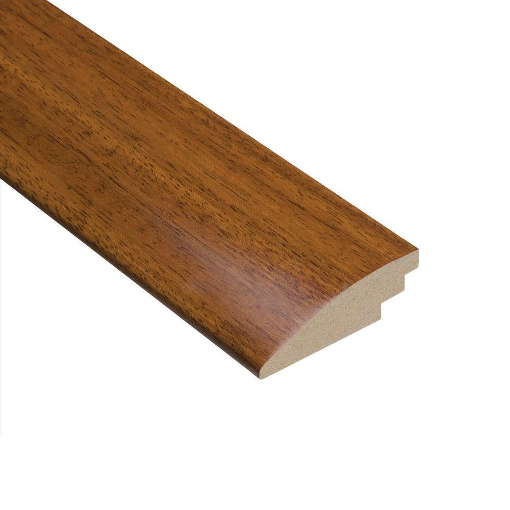 Brazilian Teak Cumaru 3/4 in. Thick x 2 in. Wide x