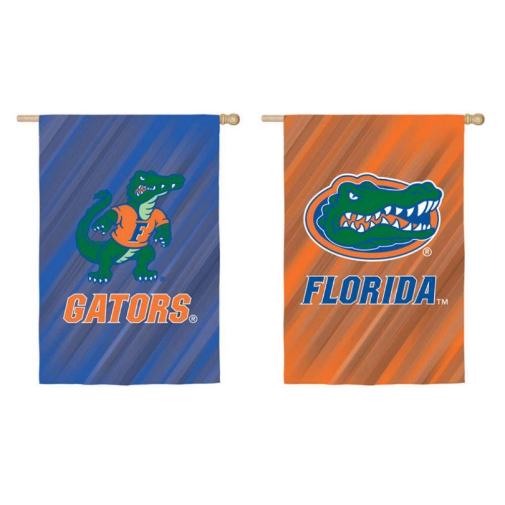 Fan Essentials NCAA 28 in. x 44 in. University of Florida Suede House Flag