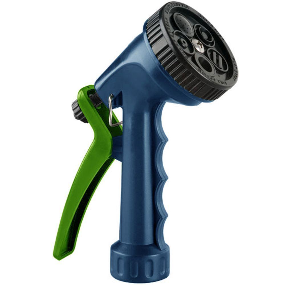 Rear Trigger 5-Pattern Hose Nozzle