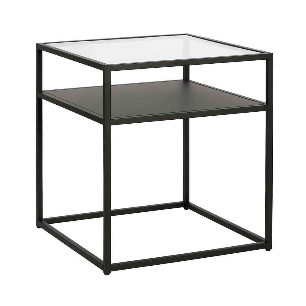 Ada Side Table Blackened Bronze