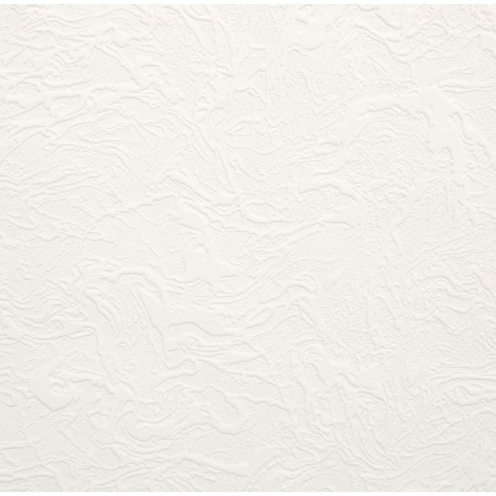Beau Graham U0026 Brown White Swirl Paintable Wallpaper