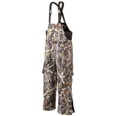 Men's Extra Large Camouflage Insulated Hunting Bib