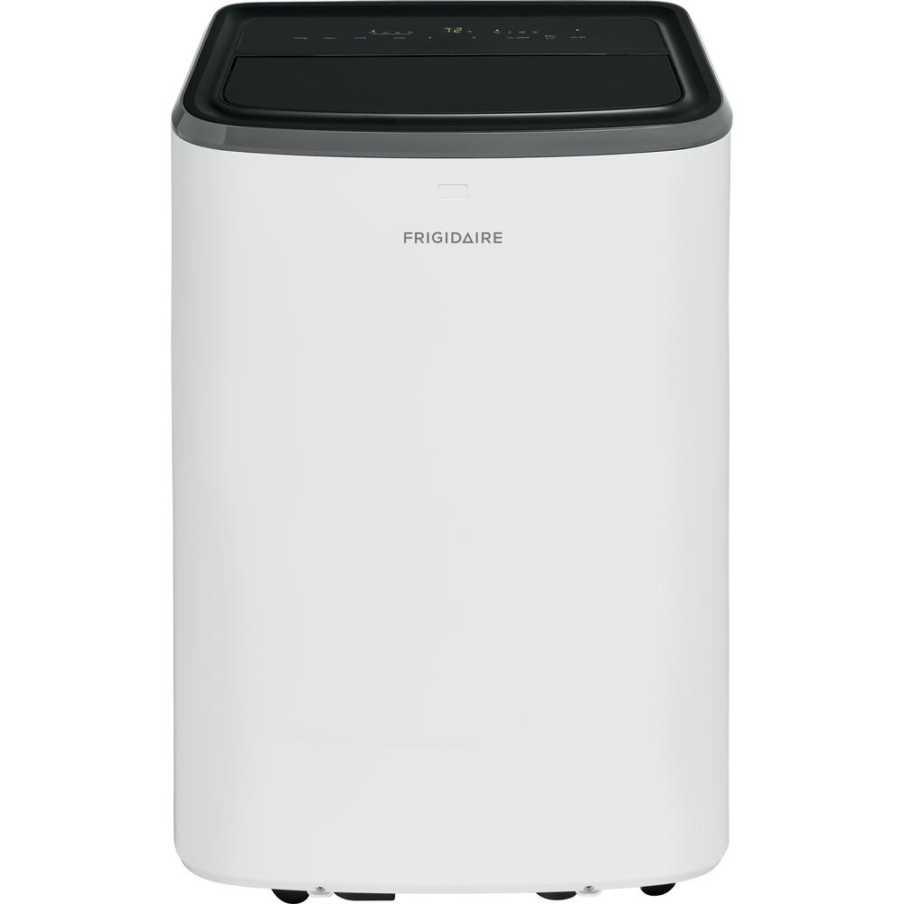 Frigidaire 13 000 Btu 8 000 Btu Doe Portable Room Air Conditioner With Heat Pump Fhph132ab1 The Home Depot