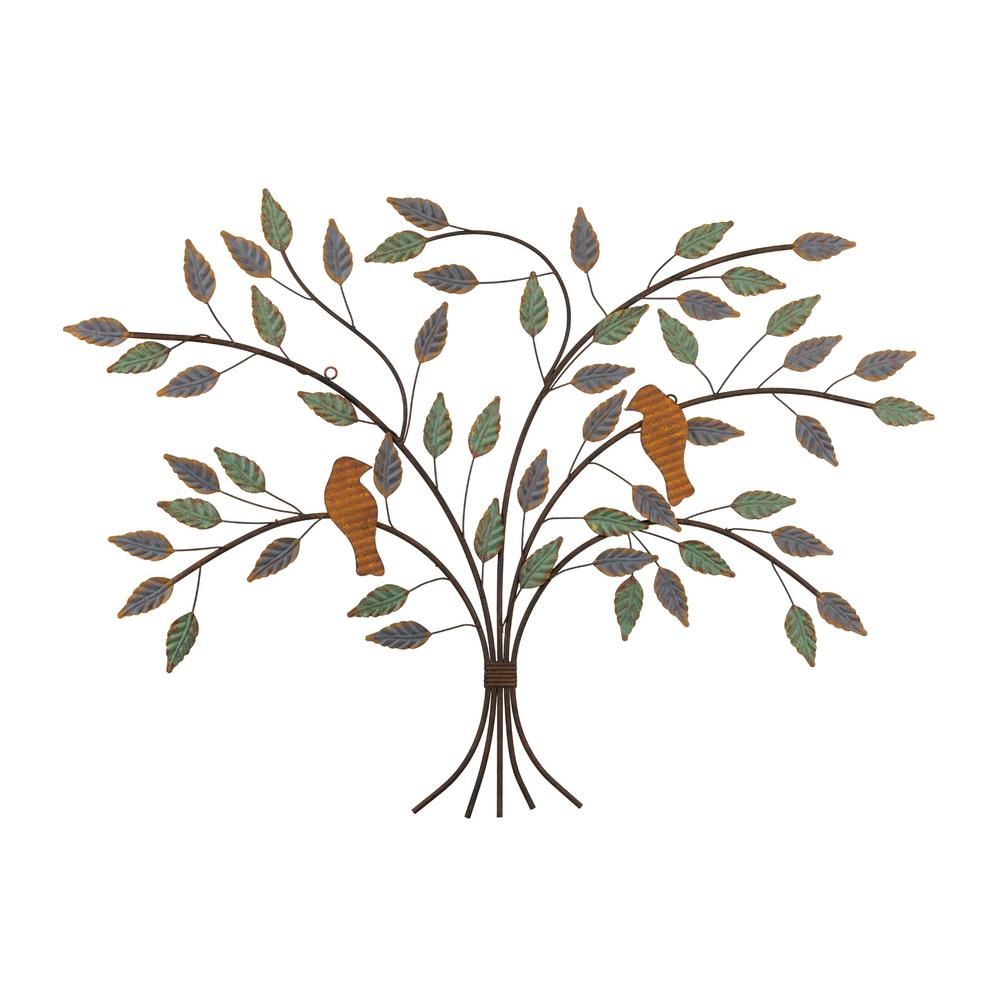 Regal Rustic Tree of Life Wall Decor-12059 - The Home Depot