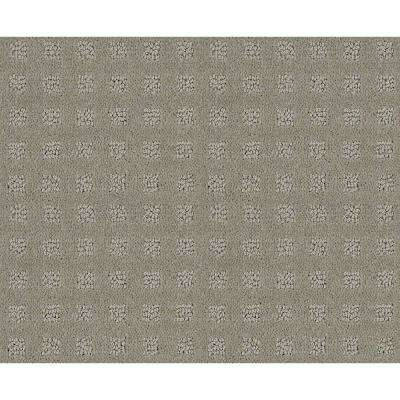 Carpet Sample - Sand Dollar - Color City Scape 8 in. x 8 in.