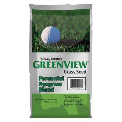25 lb. Fairway Formula Perennial Ryegrass Blend