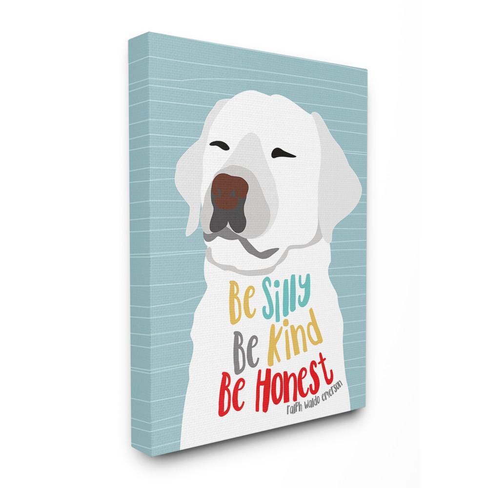 DOG ART PRINT Fun Ginger Oliphant