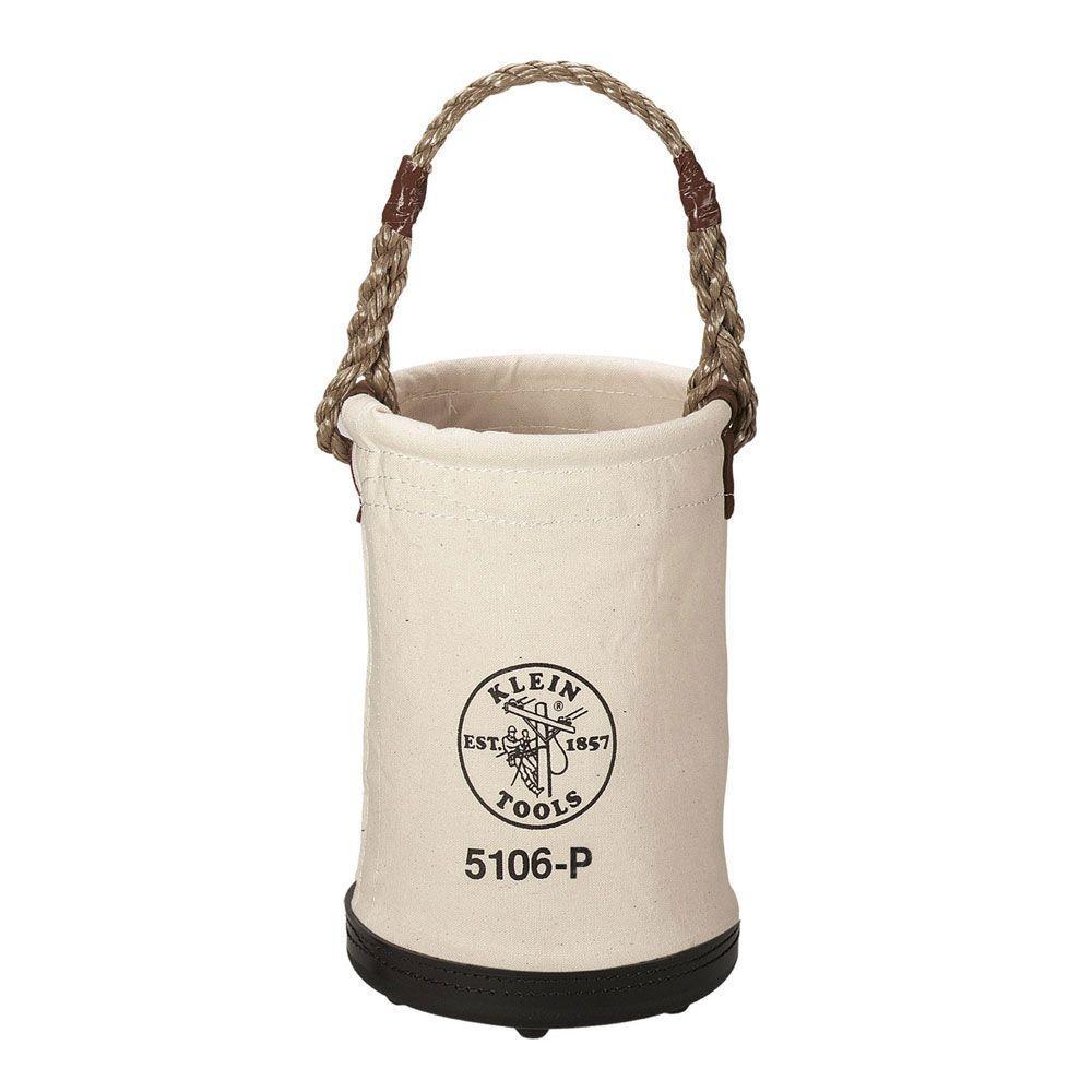 Straight-Wall Buckets - Inside Pockets