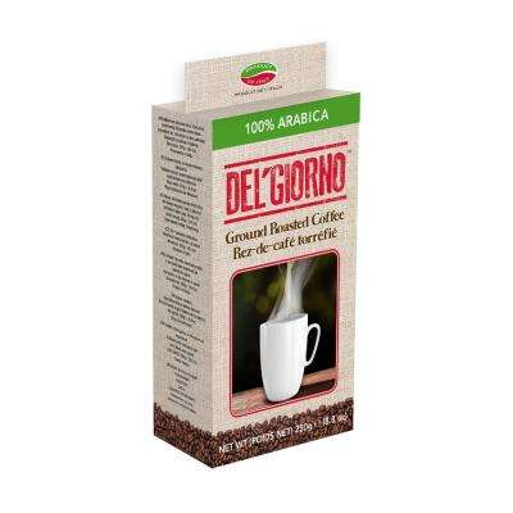 100% Arabica 8.8 oz. Ground Roasted Coffee (4-Pack)