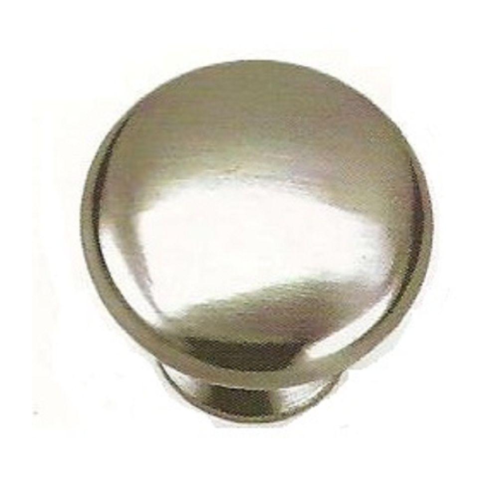 Kensington 1.38 in. Brushed Satin Nickel Knob