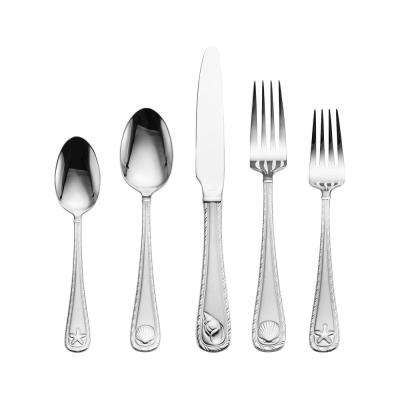 Antigua 20-Piece Flatware Set