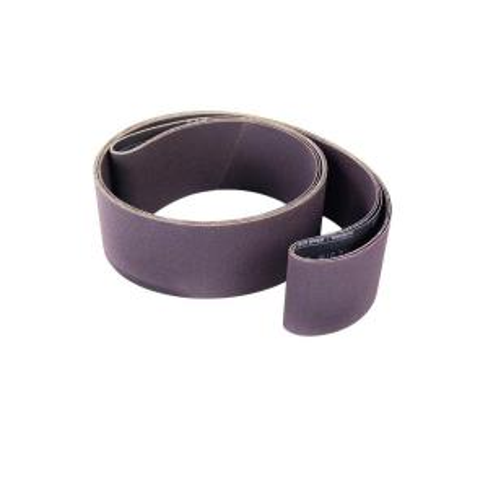 Gyros 6 inch x 48 inch 60-Grit Aluminum Oxide Sanding Belt (5-Pack) by Gyros