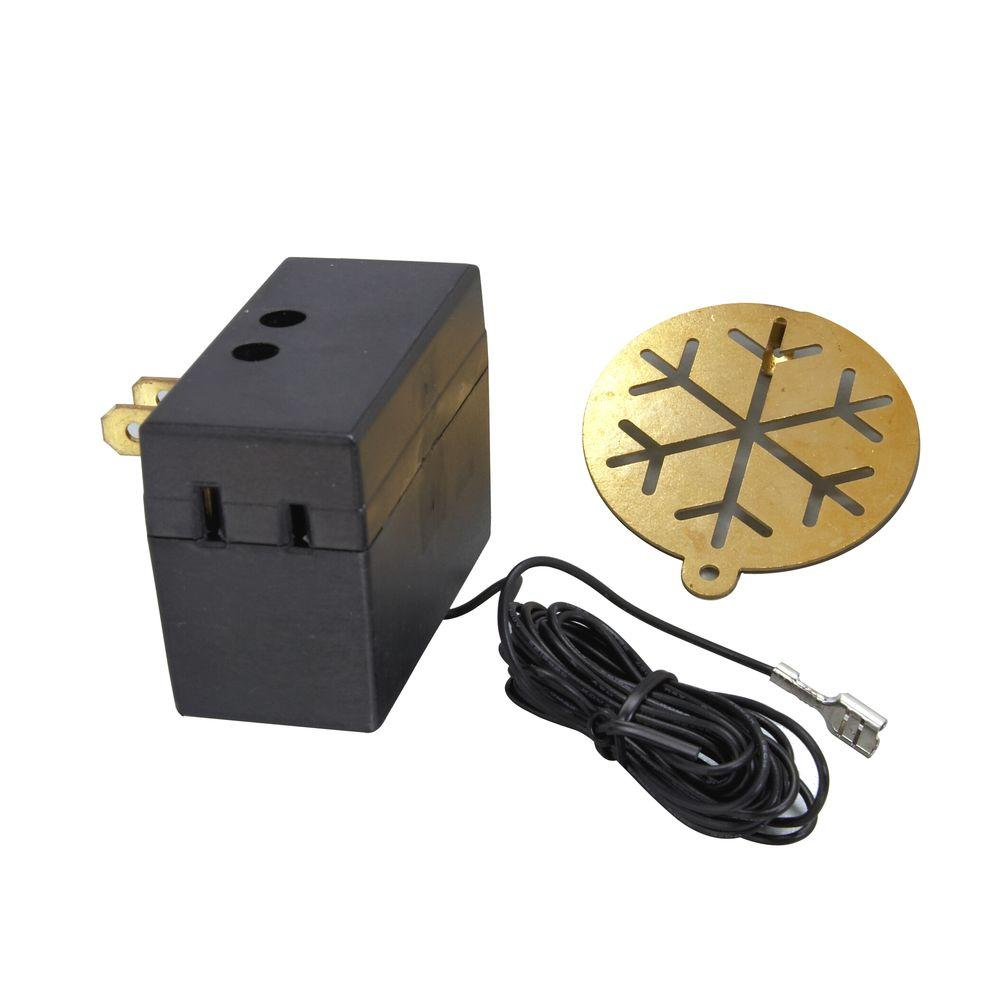 Westek 200-Watt 3-Level Touch Dimmer - Brass