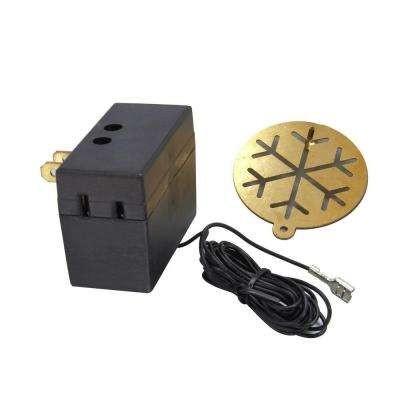 200-Watt 3-Level Touch Dimmer - Brass