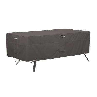 Ravenna 84 in. L x 44 in. W x 23 in. H Rectangular/Oval Patio Table Cover
