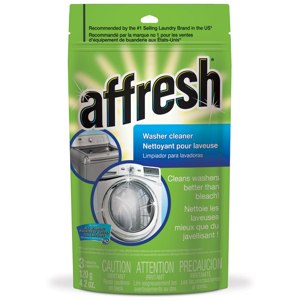 Affresh Washer Cleaner for HighEfficiency HE WashersW10135699