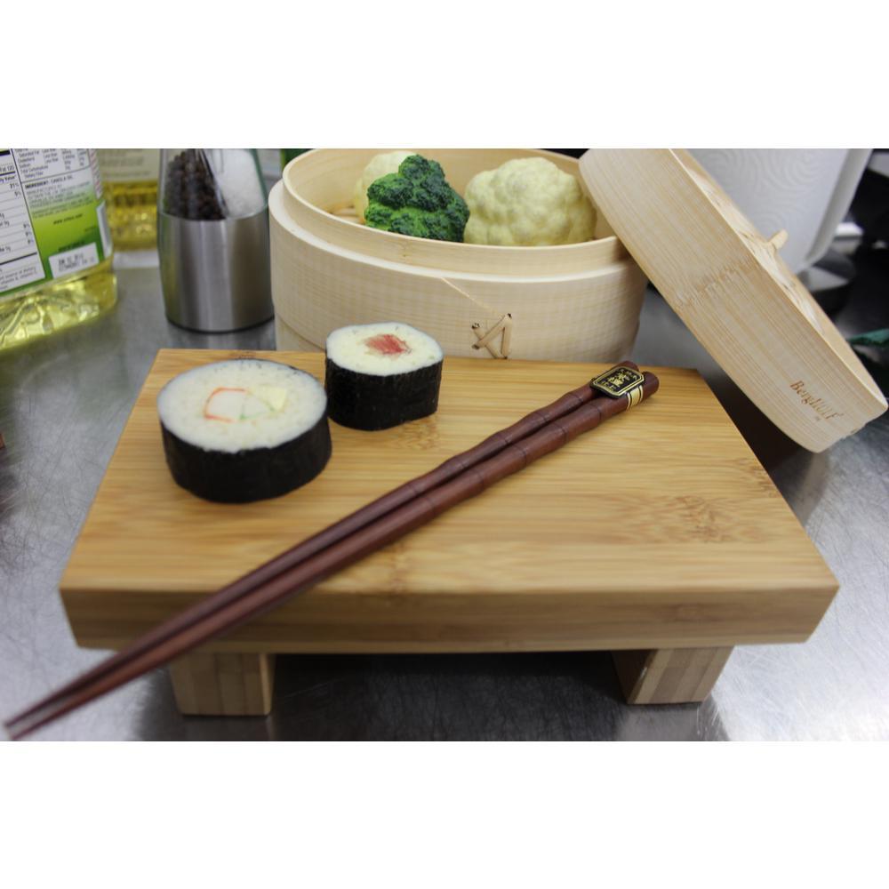 Berghoff International Inc Bamboo Chopsticks (Set of 5), ...