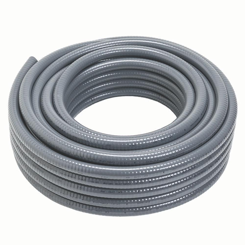 Carlon 1-1/4 in. Carflex Liquid Tight Conduit (100 ft. Coil)