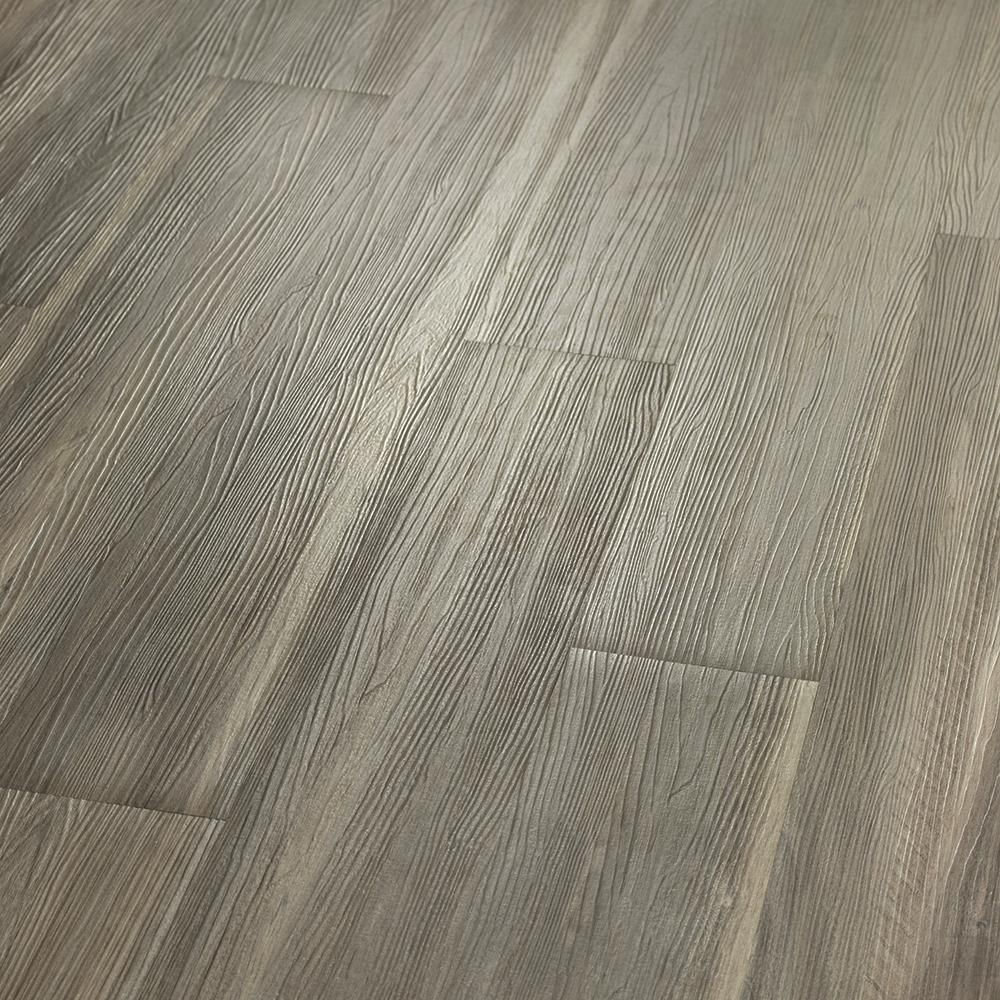 Shaw Grand Slam 6 in. x 48 in. Mantle Resilient Vinyl Plank Flooring (41.72 sq. ft. / case)