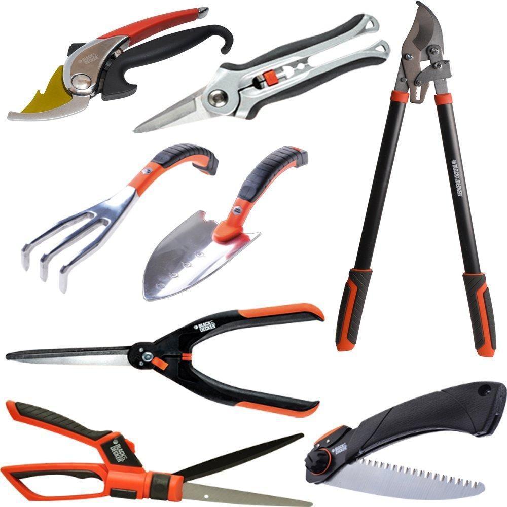 BLACK+DECKER Gardener's Tool Set