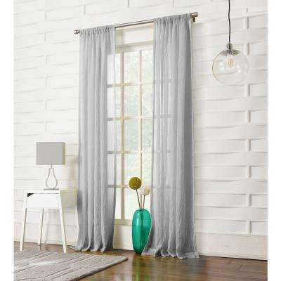 room solid sheer living gray curtain sale curtains blue on
