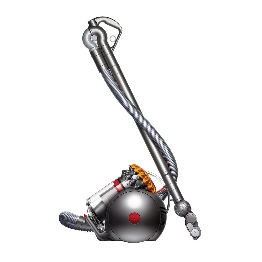 Dyson Big Ball Multi Floor Canister Vacuum Cleaner, Yello...