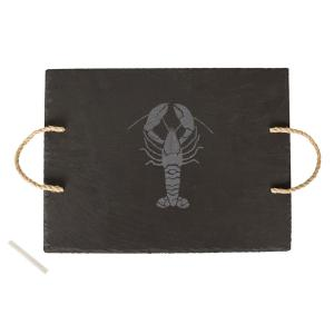 Click here to buy  Lobster Slate Serving Tray.