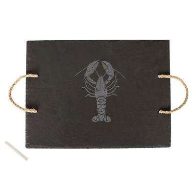 Lobster Slate Serving Tray