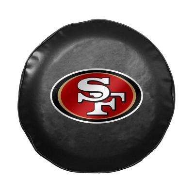 NFL San Francisco 49ers Large Tire Cover