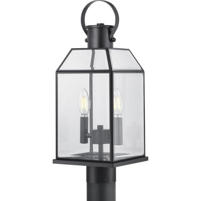 Modern Post Lighting Outdoor Lighting The Home Depot