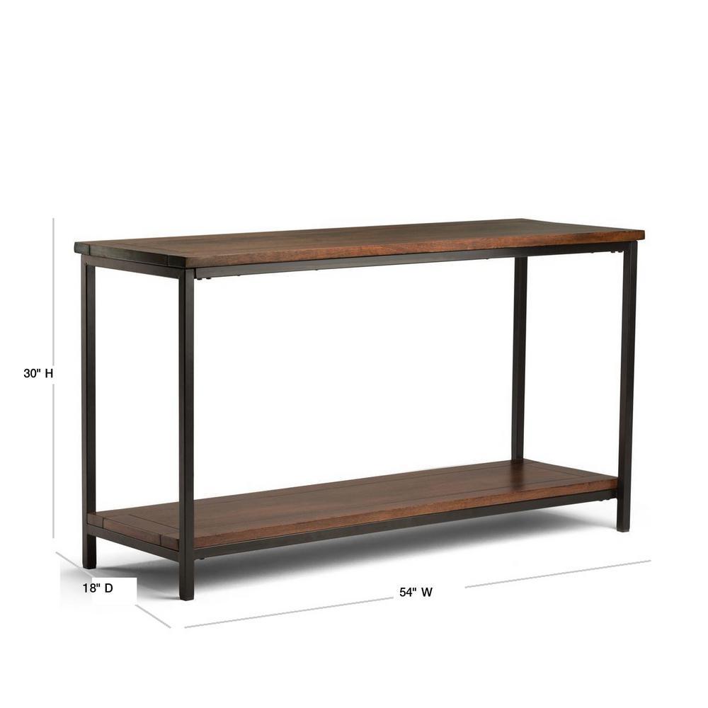 SDHYL Table Console Table d/'Entr/ée Bout de Canap/é avec 2 Tiroirs Table dAppoint Rectangulaire en Bois pour Salon Chambre /à Coucher Couloir Blanc