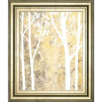 """22 in. x 26 in. """"Simple State I"""" by Debbie Banks Framed Printed Wall Art"""