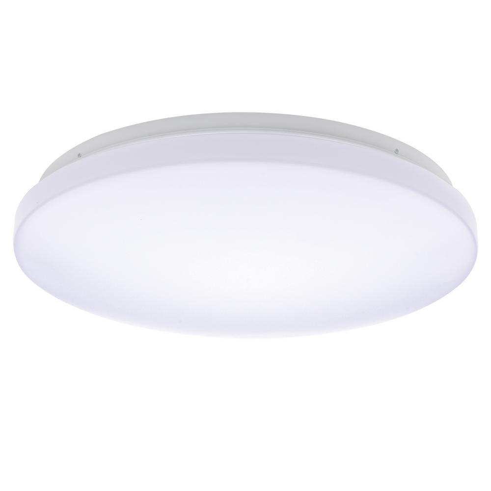 Honeywell 19 Watt White Integrated Led Round Ceiling