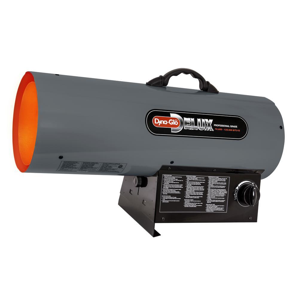 Dyna-Glo 70K - 125K BTU Propane Forced Air Heater by Dyna-Glo