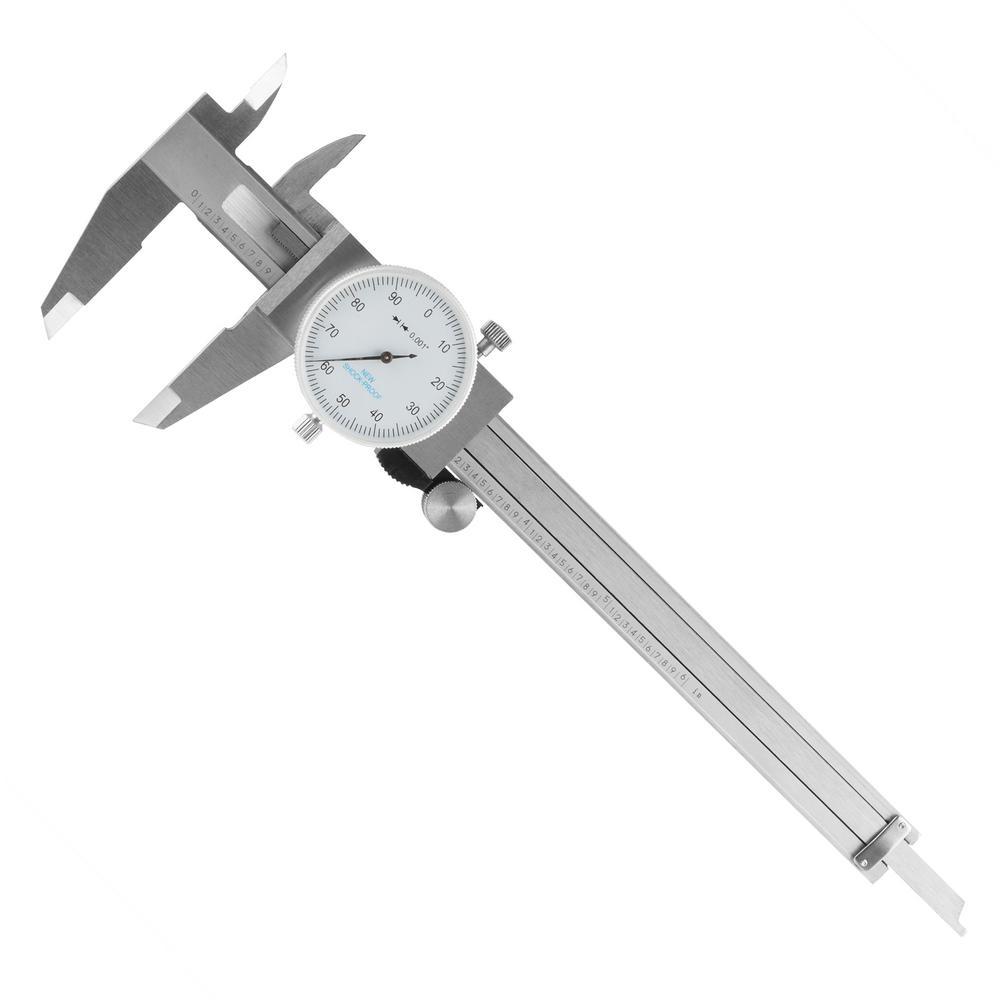 Stalwart 6 inch Dial Caliper by Stalwart