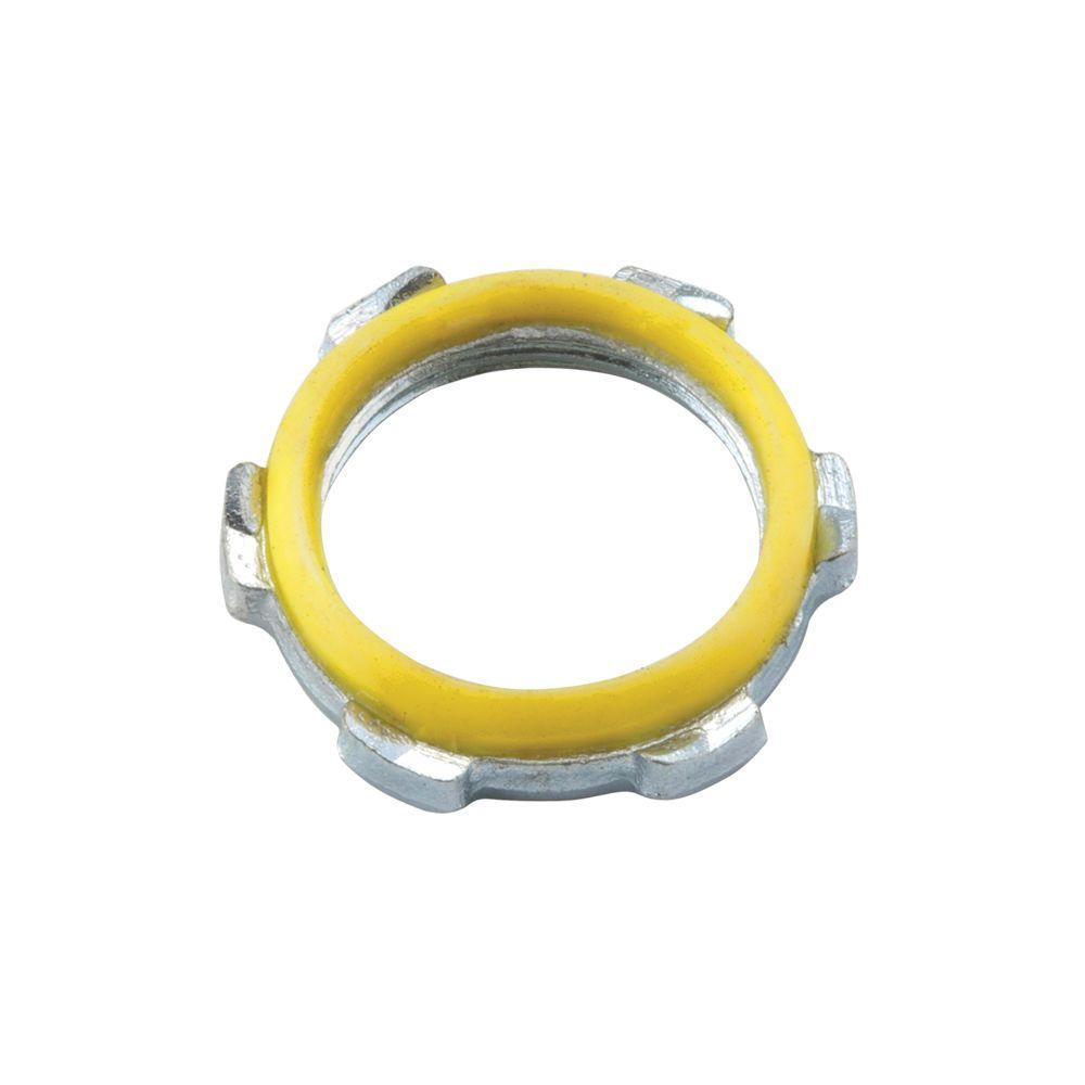Rigid/IMC 1-1/2 in. Sealing Locknut (25-Pack)