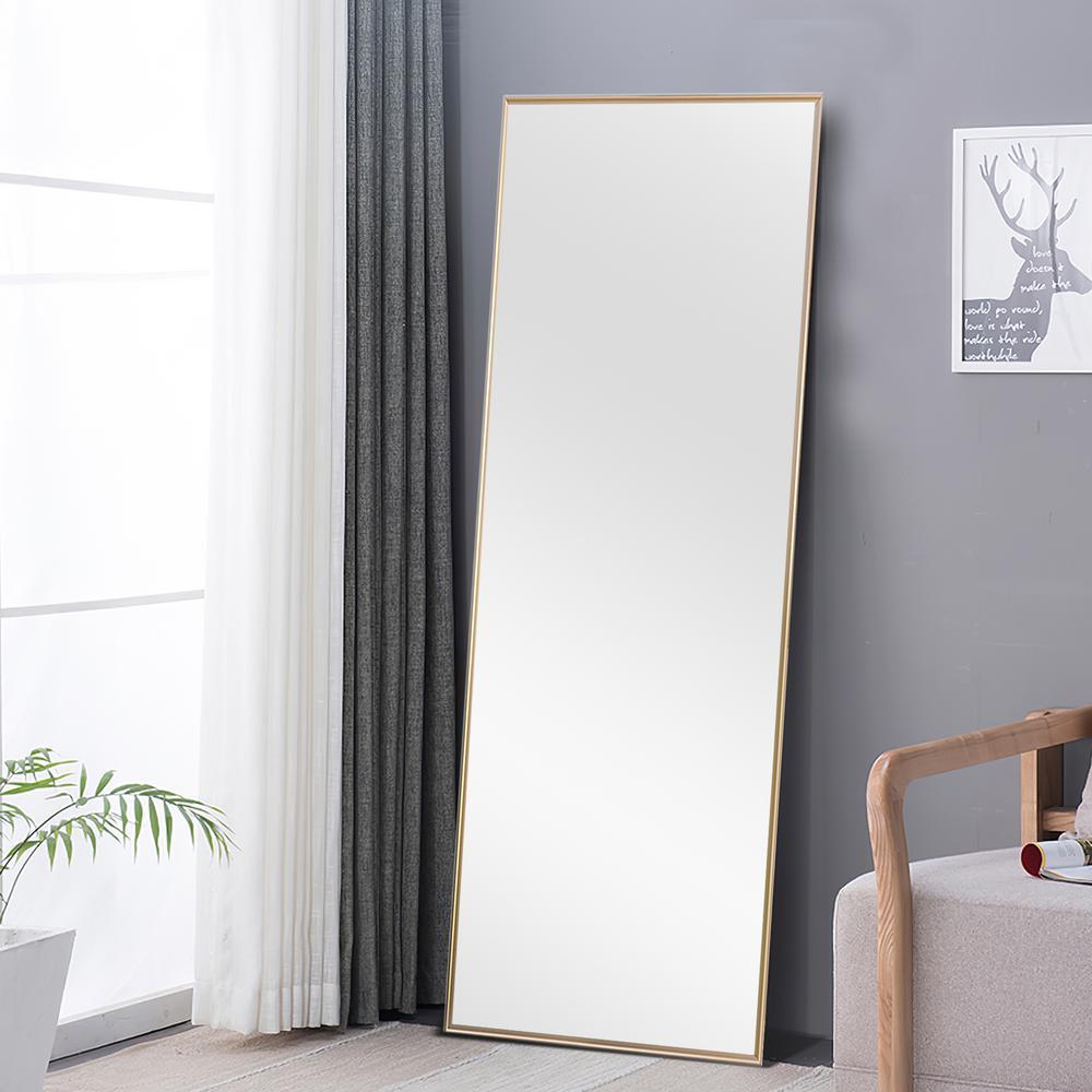 Elegant/Modern Large Full-length mirror/Floor Mirror Standing Leaning or Hanging In Living Room