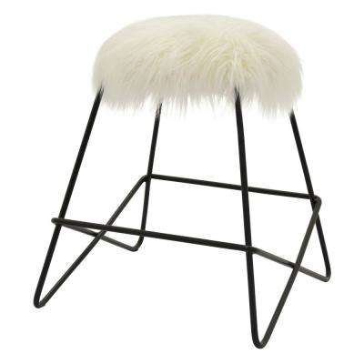 "Three Hands 18.75 "" Stool- Black - Black"