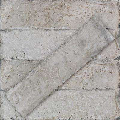 Granada Efeso 3 in. x 12 in 9.5mm Natural Porcelain Floor and Wall Tile (46-piece 10.82 sq. ft. / box)
