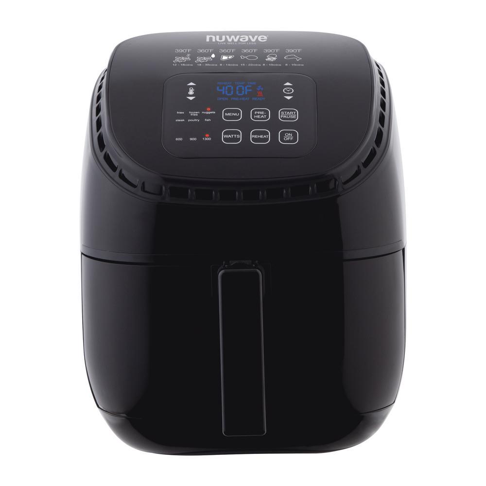 NuWave 3 Qt. Brio Air Fryer 36001