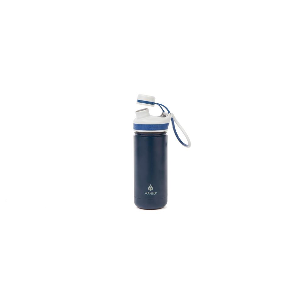 Manna Ranger Pro 18 Oz Navy Double Wall Stainless Steel