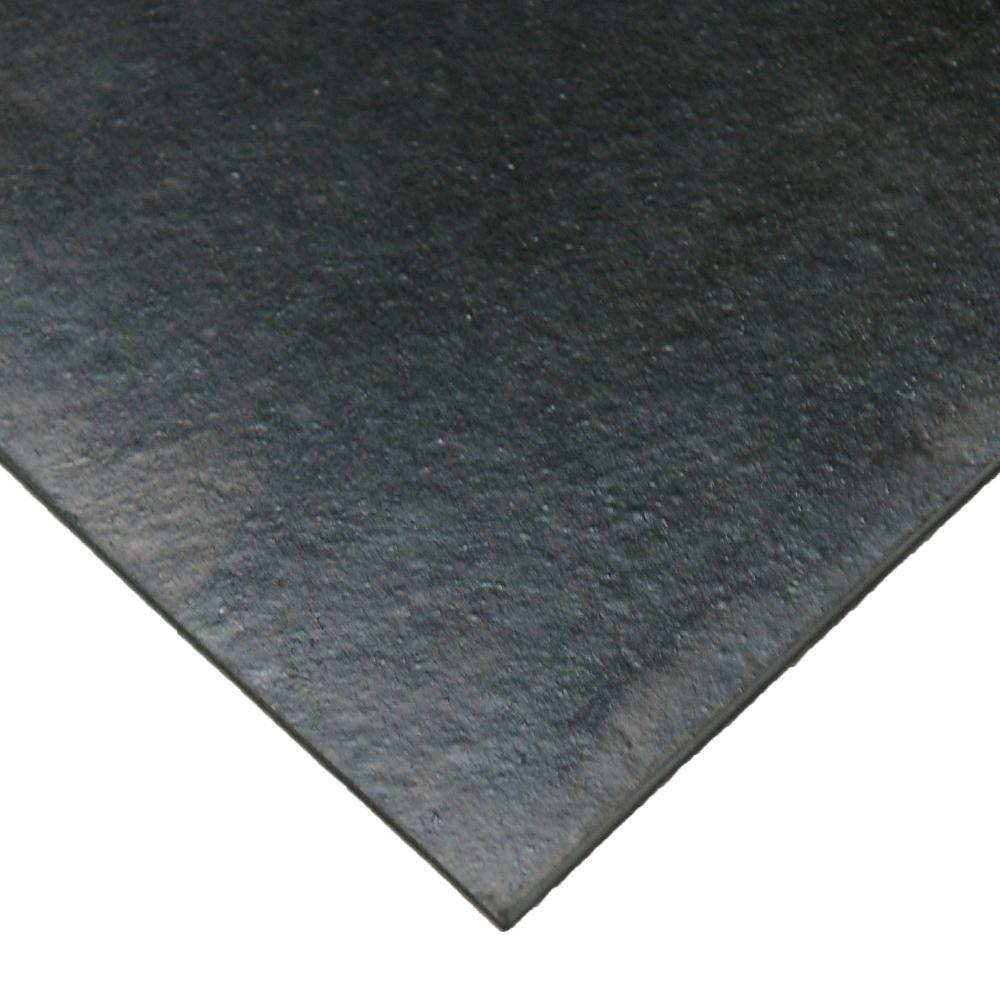 Rubber-Cal Neoprene 1/2 in  x 36 in  x 120 in  Commercial Grade - 60A  Rubber Sheet