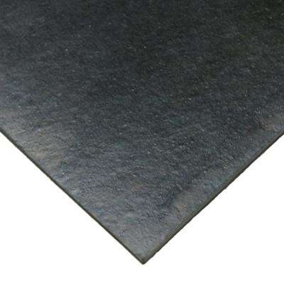 Neoprene 1/2 in. x 36 in. x 120 in. Commercial Grade - 60A Rubber Sheet