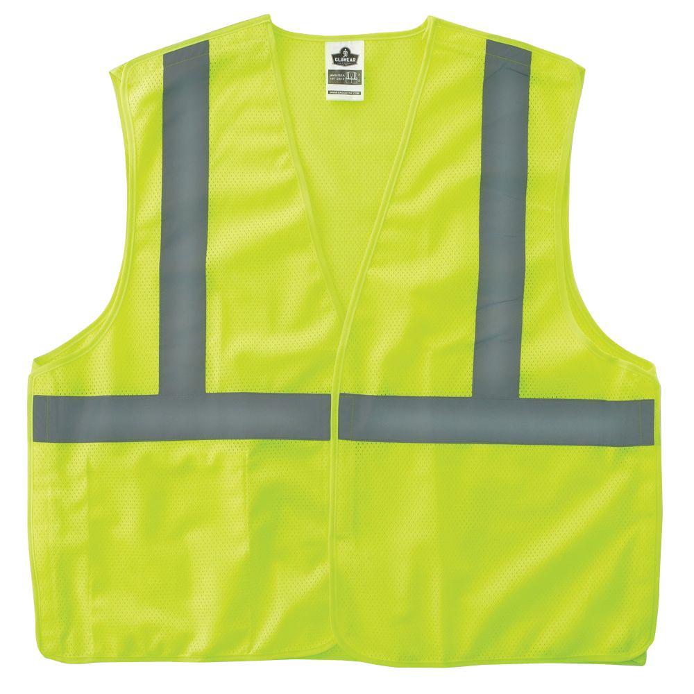 8215BA Class 2 Econo Breakaway Vest