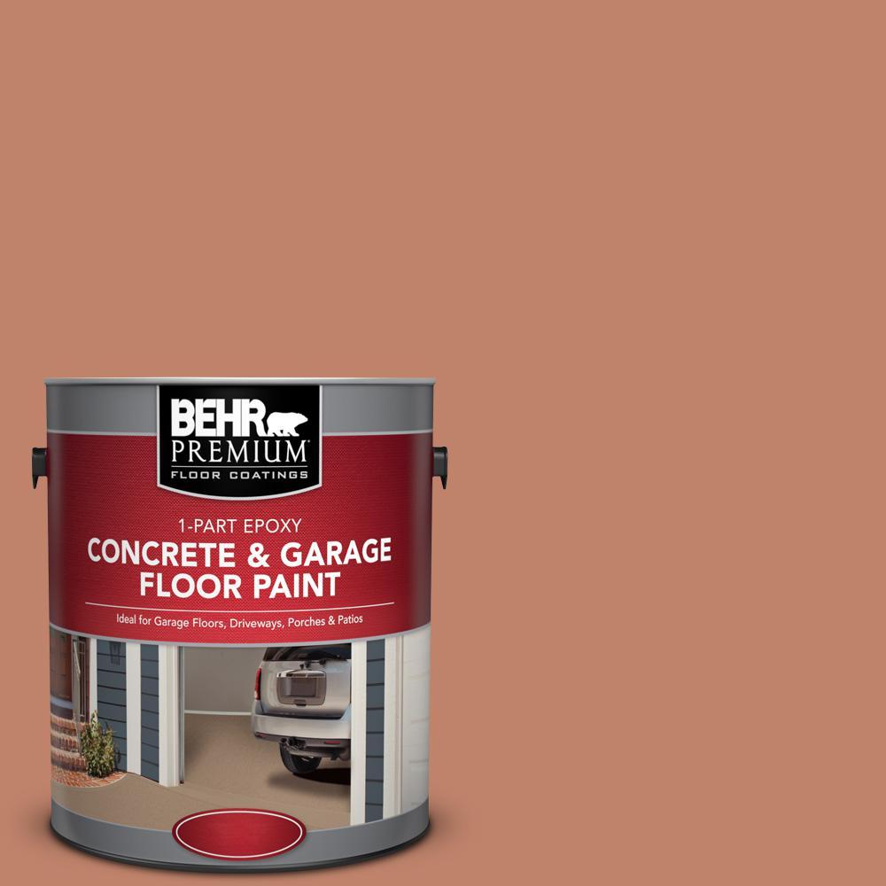 1 gal. #PFC-13 Sahara Sand 1-Part Epoxy Concrete and Garage Floor Paint