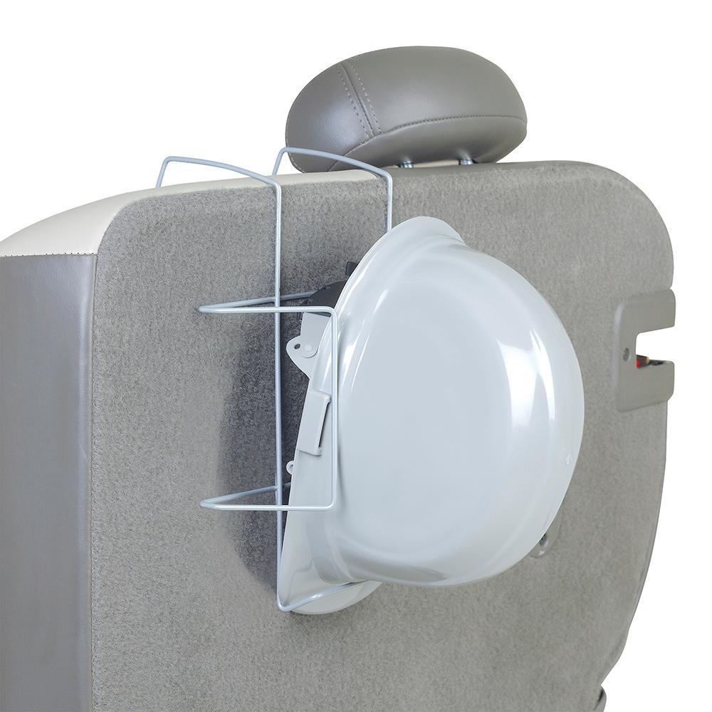 ERB Hard Hat Rack Seat Mount