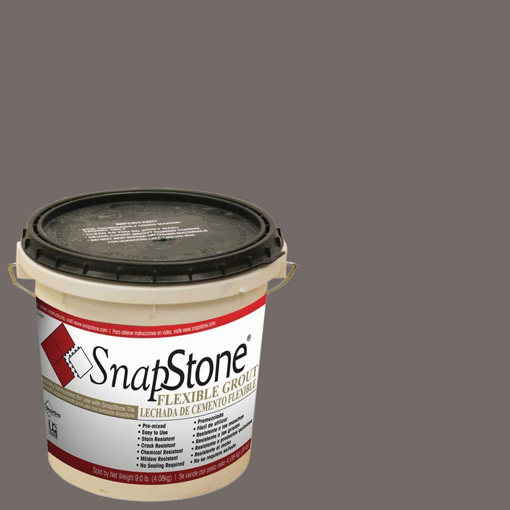 Snapstone charcoal grey 9 lb urethane flexible grout 11 219 02 01 urethane flexible grout dailygadgetfo Gallery