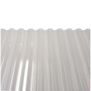 Polycarb 8 Ft Polycarbonate Roof Panel In Translucent