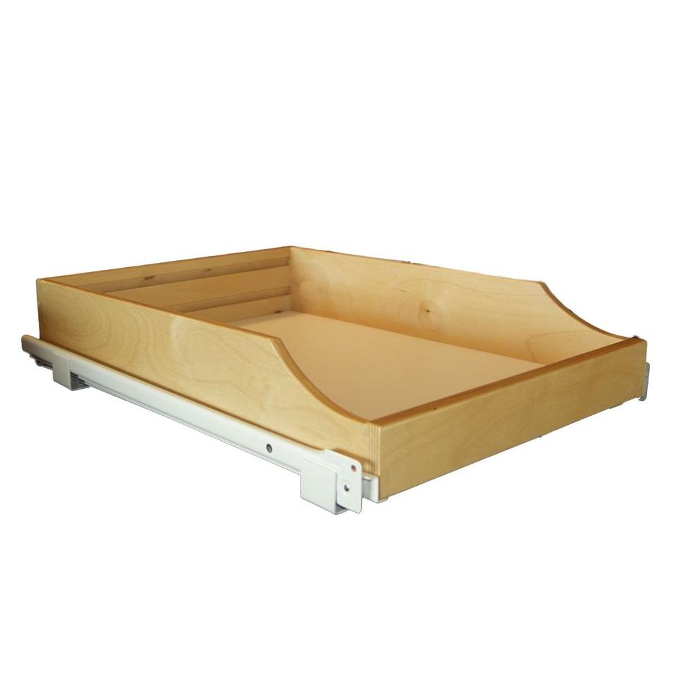 Rolling Shelves 15 in. Express Pullout Shelf